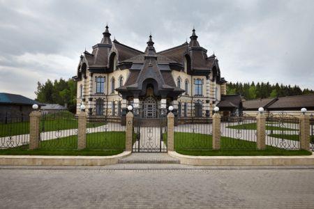 26572 - Продажа загородной резиденции в коттеджном поселке Княжье Озеро